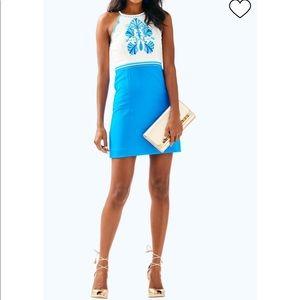 NWT Lilly Pulitzer Adalie Shift Dress
